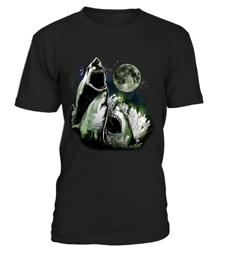 Because your 3 Wolf Moon shirt makes you look like a sissy.  Tags: three, wolf, moon, three, shark, moon, sharks, parody, moon, howl, funny, full, moon, 3, wolf, moon, 3, shark, moon.     IMPORTANT: These shirts are only available for a LIMITED TIME, so act fast and order yours now!     TIP: If you buy 2 or more (hint: make a gift for someone or team up) you'll save quite a lot on shipping.     Guaranteed safe and secure checkout via:  Paypal | VISA | MASTERCARD     Click the GREEN BUT...