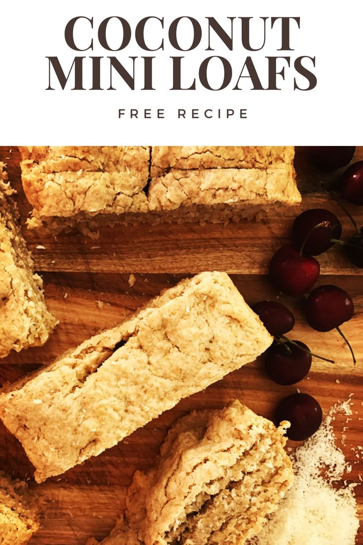Everyone loves a scone for morning tea, what if I told you this coconut bread is even better and will contribute to you loosing weight!