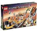 LEGO Mars Mission Set #7690 MB-01 Eagle Command Base