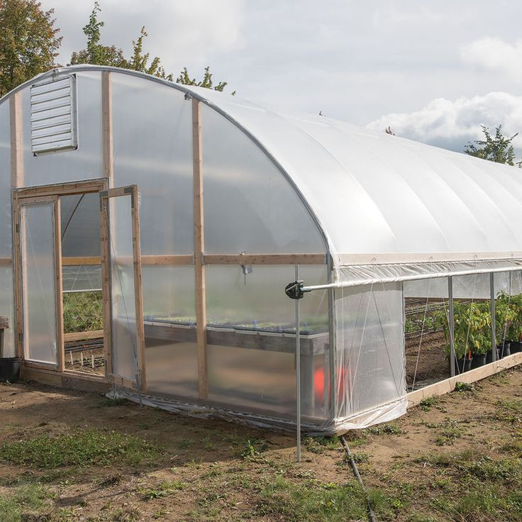 27 Best High Tunnels Images On Pinterest Greenhouses