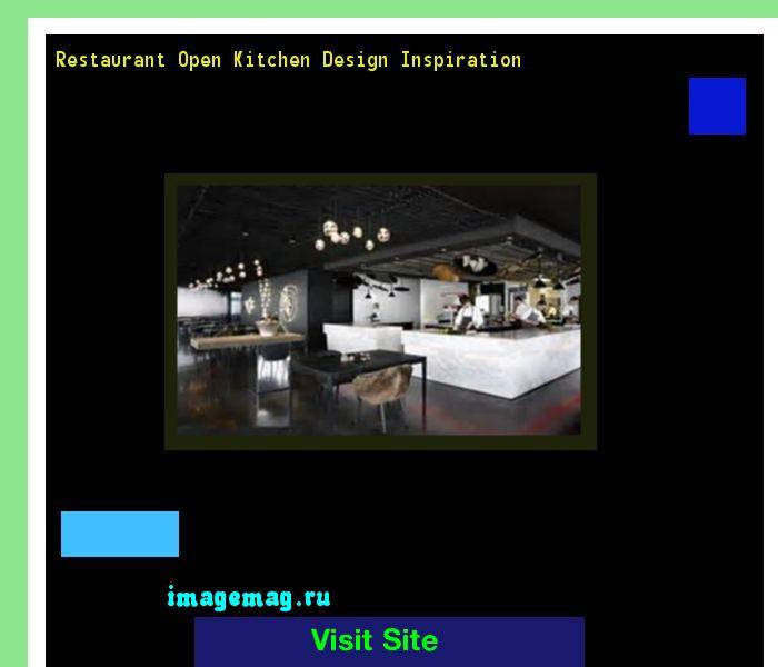Restaurant With Open Kitchen: 17 Best Ideas About Open Kitchen Restaurant On Pinterest