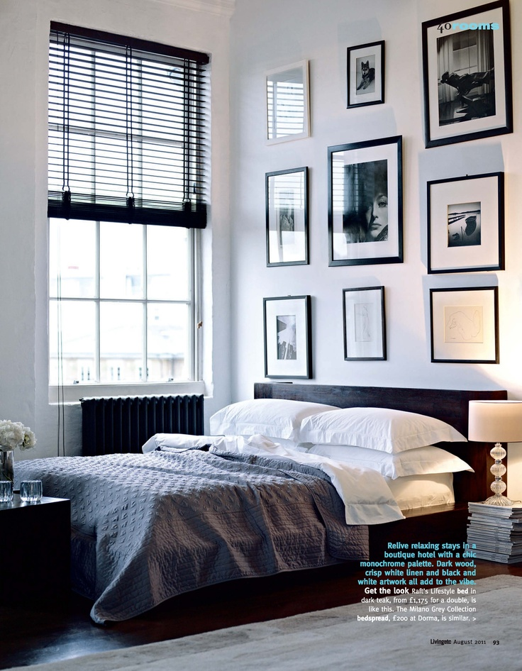 Living Etc magazine August 2011 Featured: Lifestyle bed in natural reclaimed teak