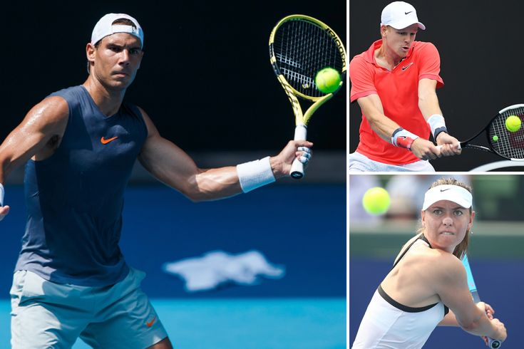 Jan 21, 2020 - Nadal, Konta and Edmund feature on Day 2 — latest updates – The Sun
