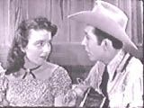 Hank's 2nd appearance on The Kate Smith Show with Anita Carter on 4-23-52.