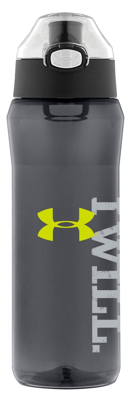 Price: $16.99 Free Shipping for Prime Members  Impact-resistant, dishwasher-safe Eastman Tritan copolyester fabrication delivers durable performance BPA-free delivers safe, nontoxic hydration, in use after use Flip-up carrying loop allows for on-the-go convenience Ergonomic design with no-slip grip means sweaty palms won't get in the way of hydration 24 Ounce Capacity