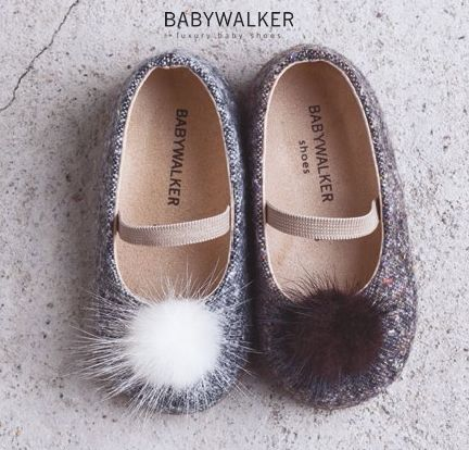 Luxury BABYWALKER balarinas FW2015/16
