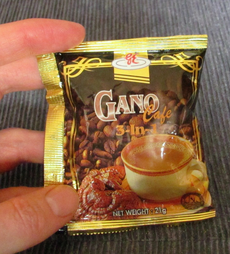 Gano Excel's products come in single-serve sachettes for an instant hot beverage and guaranteed freshness. http://www.myganocafe.com/healthincup