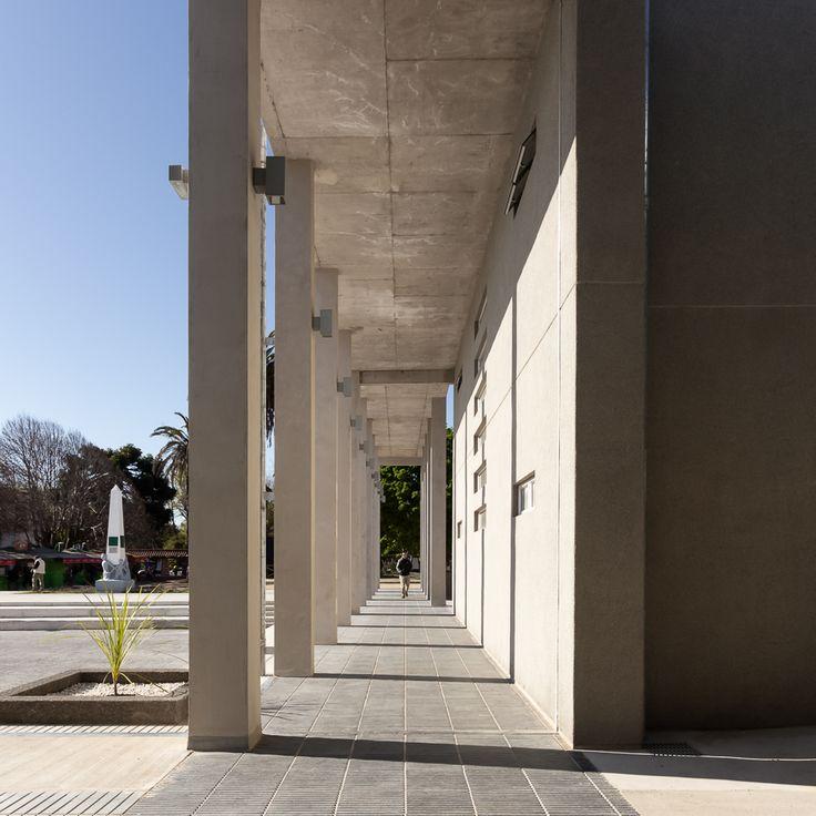 Consistorial Constitución / Maule Chile / PLAN Arquitectos / www.planarquitectos.cl