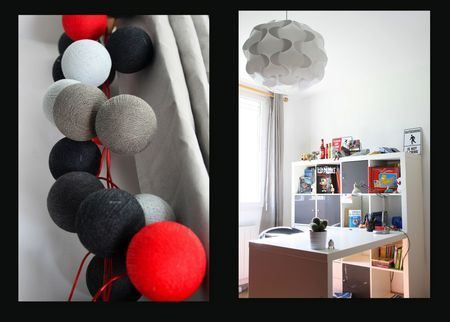 Les 25 meilleures idées de la catégorie Chambre rouge gris sur ...