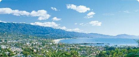 Santa Barbara Vacation Rentals are a great way to feel at home in Santa Barbara!