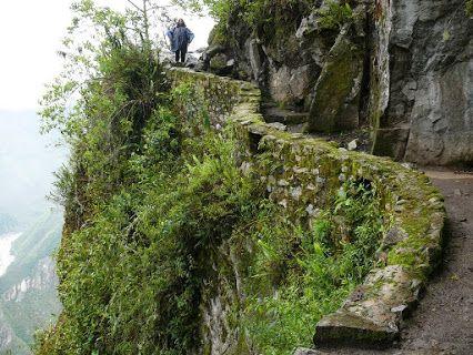 Camino del inca, Machu Pichu