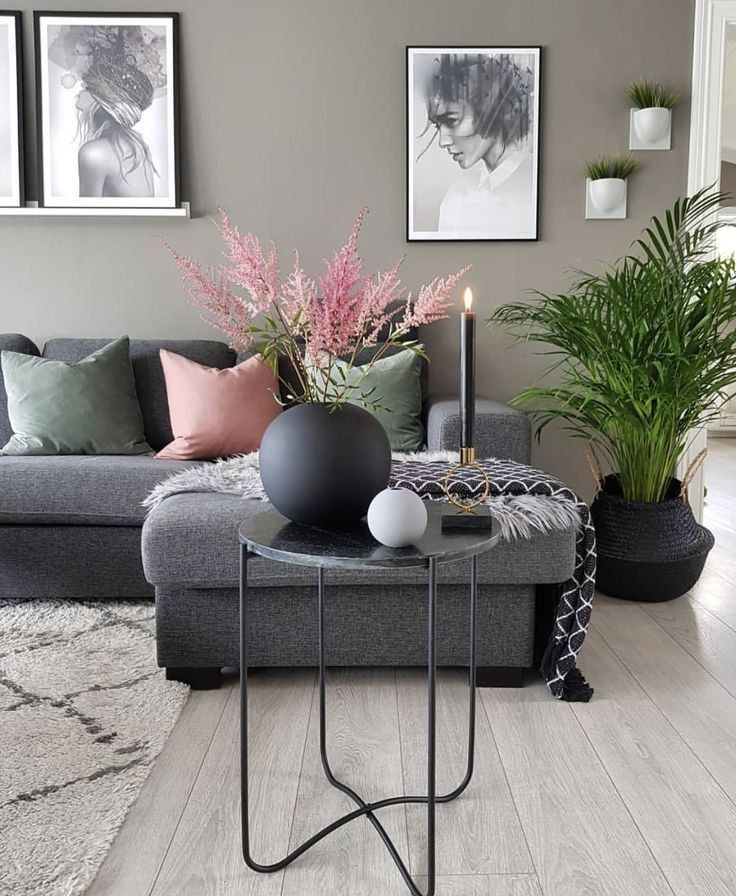 41 grey living room ideas for gorgeous and elegant spaces 19
