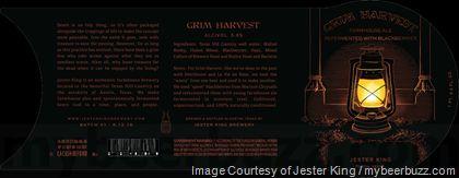 mybeerbuzz.com - Bringing Good Beers & Good People Together...: Jester King Adding Grim Harvest Blackberry Farmhou...
