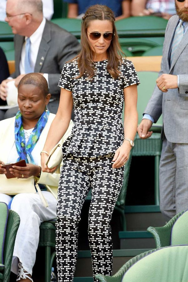 What The Fashion Set Wears To Wimbledon | The Zoe Report