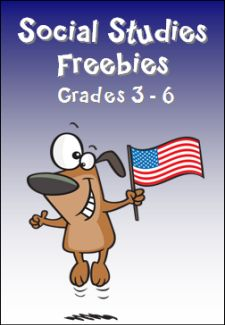 Social Studies Freebies from Laura Candler~Social Studies Resources  Welcome to the Social Studies page on Teaching Resources! Here's you'll find a collection of printables and activities for upper elementary school. Many of them are especially appropriate for 5th grade