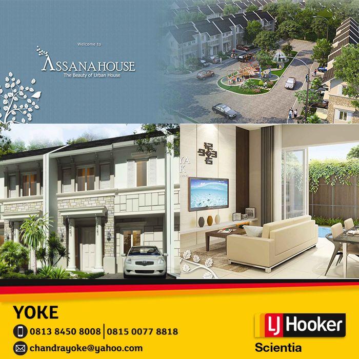 Assana House - 2nd Cluster @ Vanya Park, BSD City