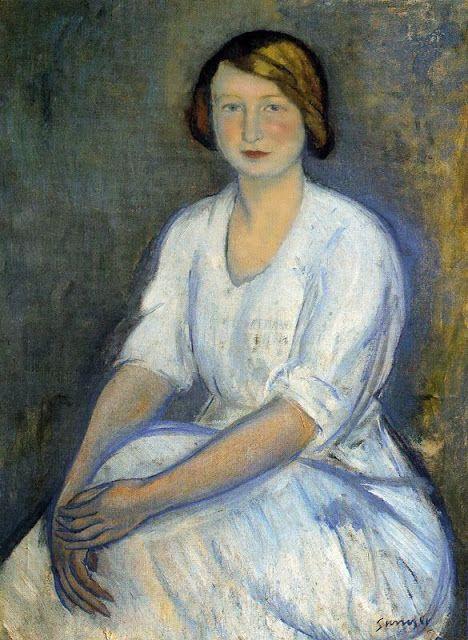 Joaquim Sunyer (1874–1956) Spanish artist