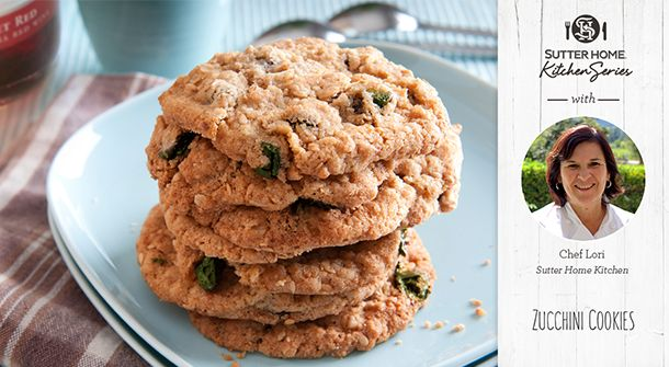 Zucchini Cookies: Sweet, Spice, and Everything Nice | Sutter Home