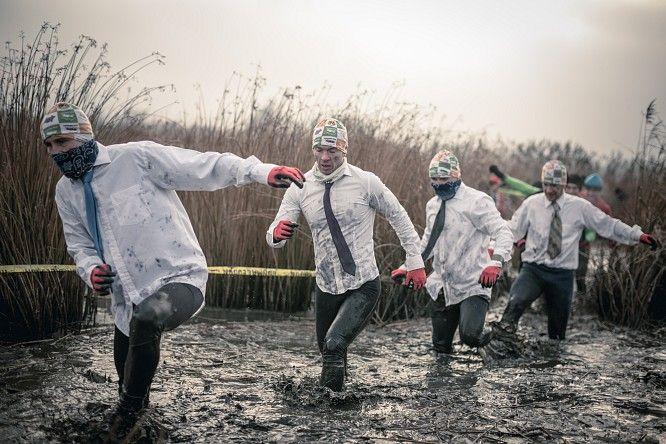 Zespoły firmowe - Runmageddon | Ekstremalny bieg z przeszkodami | Będzie Piekło