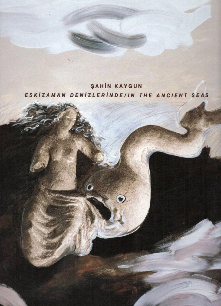 Şahin Kaygun, Eskizaman Denizlerinde, Vakko Yayınları, 1991 (Erdinç Bakla archive)