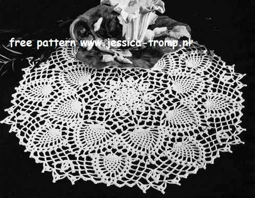 96 Best Crochet Doily Patterns Images On Pinterest Crochet Doilies