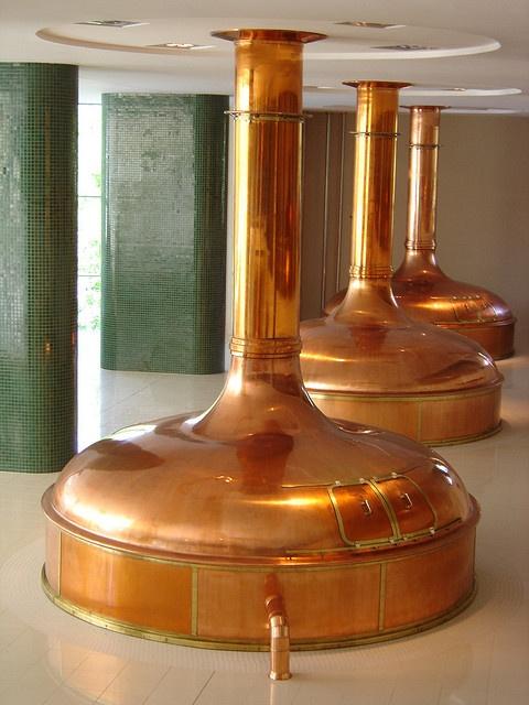 Pilsen Fábrica de cerveza