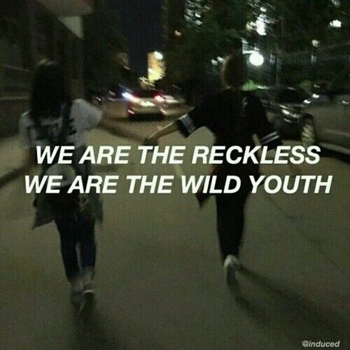 youth, quote, and daughter image