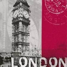 London Themed Party Napkins x 20