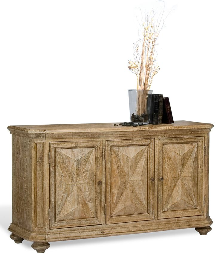 Oak Creek Canyon Cabinet Handcarved Mango Wood Solids X 3 Removable Shelves Sedona Finish 1200 Find This Pin And More On Buffet Sideboards