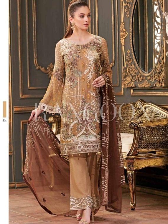 6de46d51d8 Pin by Umar Poshak Mehal on Rangoon by Ramsha volume 02 2019 in 2019 |  Pakistani dresses, Pakistani outfits, Dresses