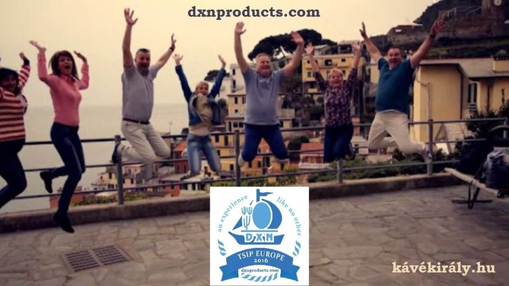La Spezia, Italy: Day 2 of the TSIP bonus crusie with DXN Europe in 2016