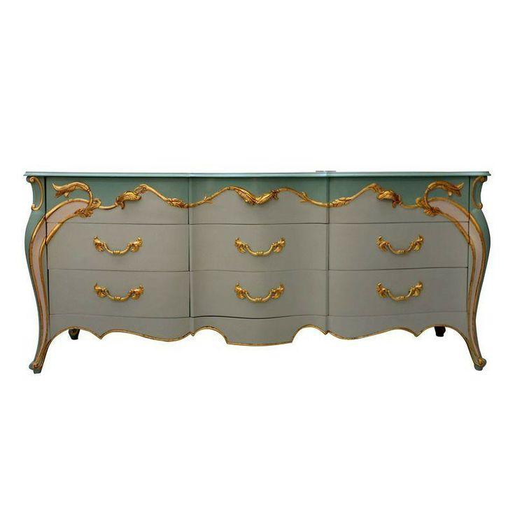 Art Nouveau Vintage French Dresser 3 200 Est Retail 2 On Chairish