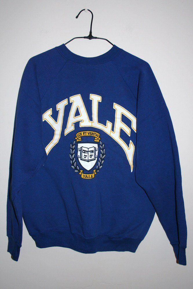 #yale #sweatshirt