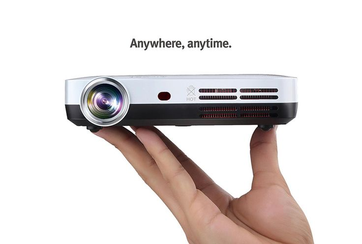 8 best images about q shot3 android pico projector with for Portable handheld projector