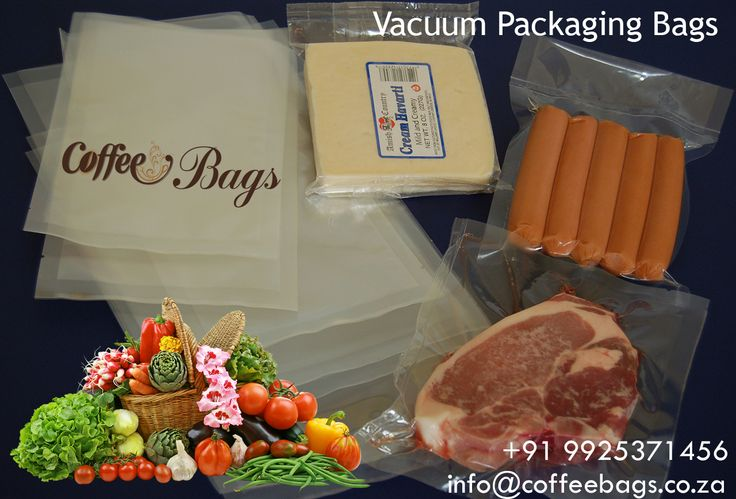 Swiss Pac provides #VacuumPackagingBags which can be eye catching because they reflect a certain shine. This type of #Packaging solution can be far less rigid. Our Vacuum Packaging Bags can be more convenient, flexible and cost effective packaging solution for your various products. They can be used for products such as sea food, dates and dried fruits, beef, etc.  http://www.coffeebags.co.za/vacuum-packaging-bags/