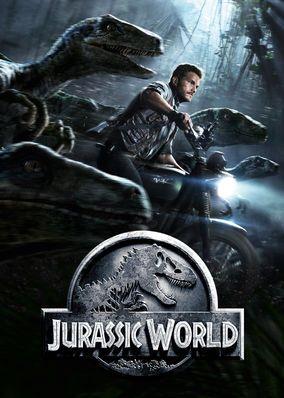 """Check out """"Jurassic World"""" on Netflix"""