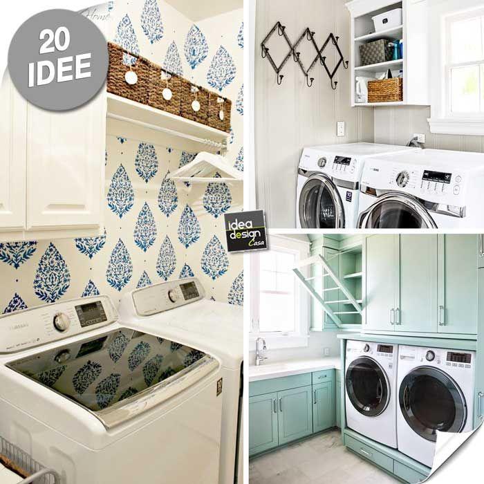 Oltre 25 fantastiche idee su angolo lavanderia su for Progettare la mia piccola casa