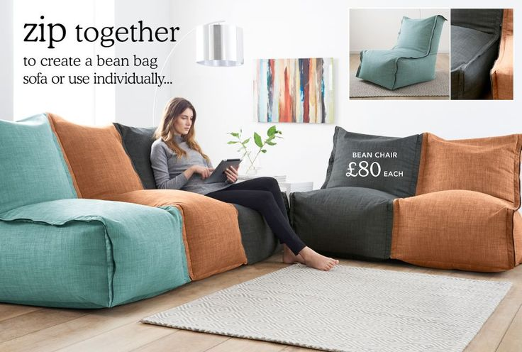 Bean Bags & Pods | Sofas & Armchairs | Home & Furniture | Next Official Site - Page 7