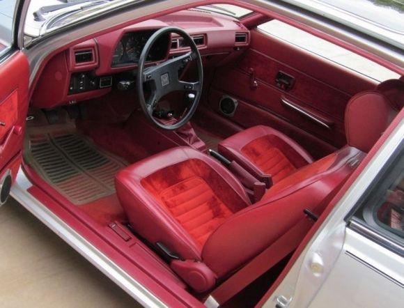1981 Honda Prelude For Sale Interior