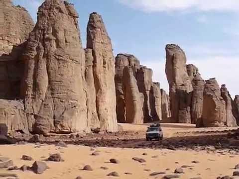 Sahara Adventure - Algeria !! New video / Images inédites !! By Sammy B. - Gopro HERO 3 - YouTube
