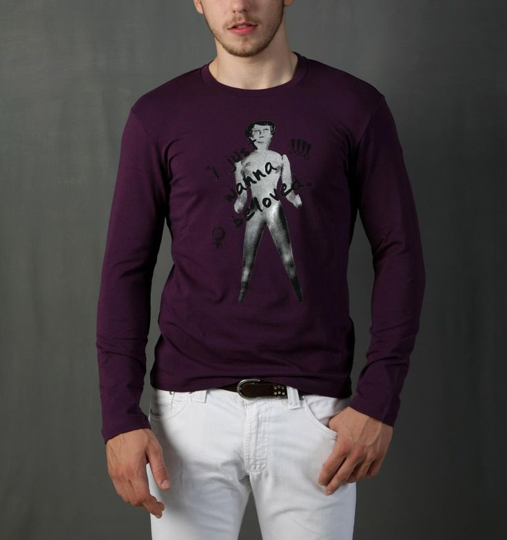 RAZE: Men's Long Sleeve T-Shirt