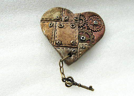 zuKa_sunny / kľúč od srdca