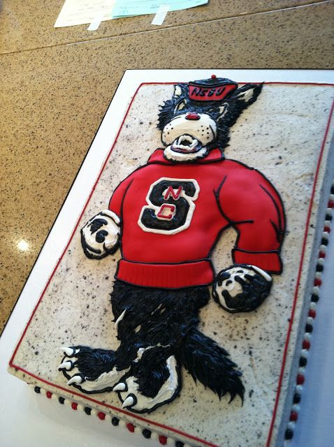 Maxie B S Bakery Blog Nc State Cake Nc State