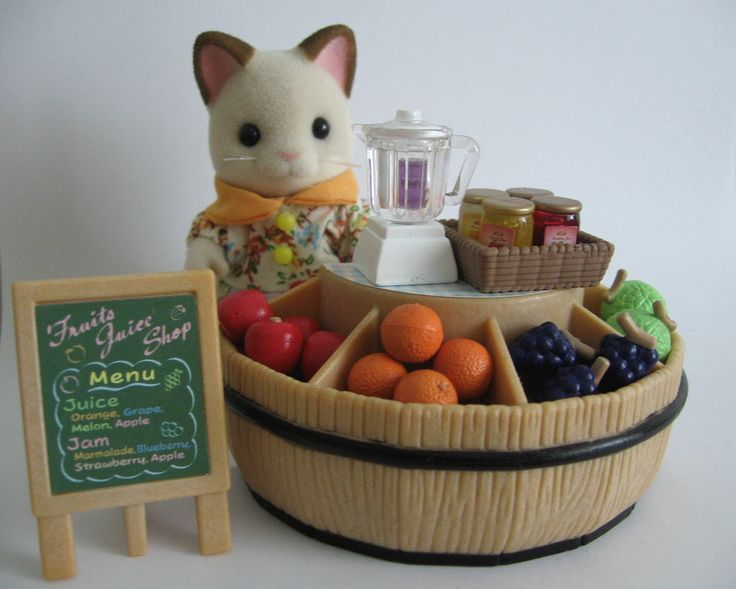 Sylvanian Families by liiolii