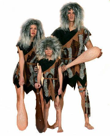 Kostüm Neandertaler - Party-Discount.de 19,99€