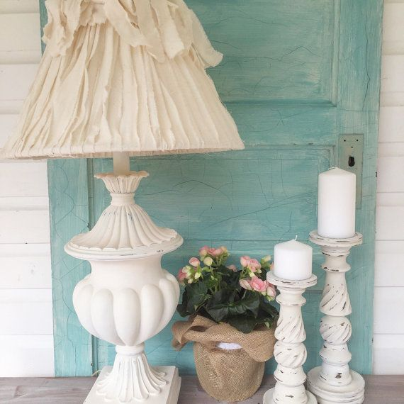 Best Shabby Chic Table Lamps Ideas On Pinterest Shabby Chic - Shabby chic table lamps for bedroom