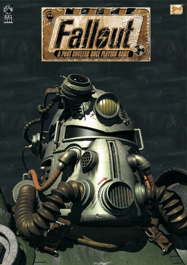 #Fallout 4 lets you put your mark on the wasteland like we've never seen in an open world RPG.