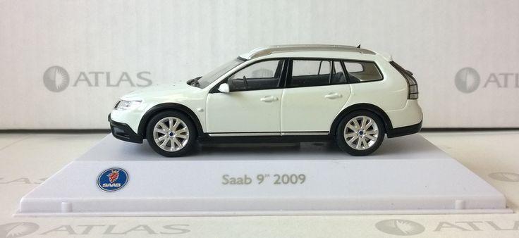 Saab Collection - Saab 9-3X 2009