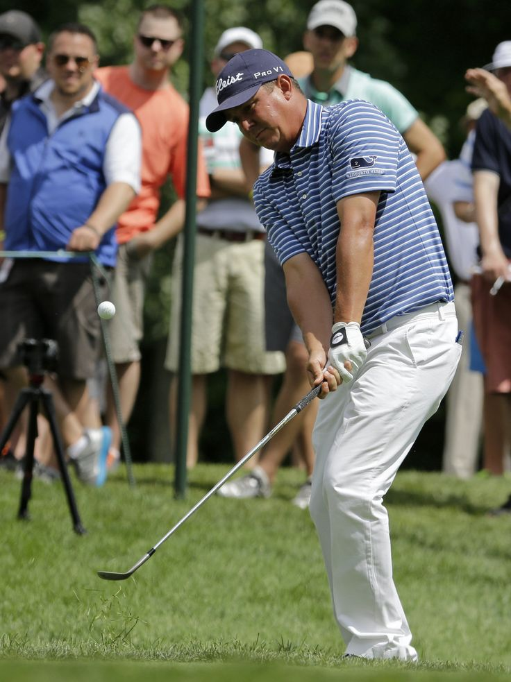 Jason Dufner third at 2015 Memorial Tournament with first-round 66 Amanda Dufner  #AmandaDufner