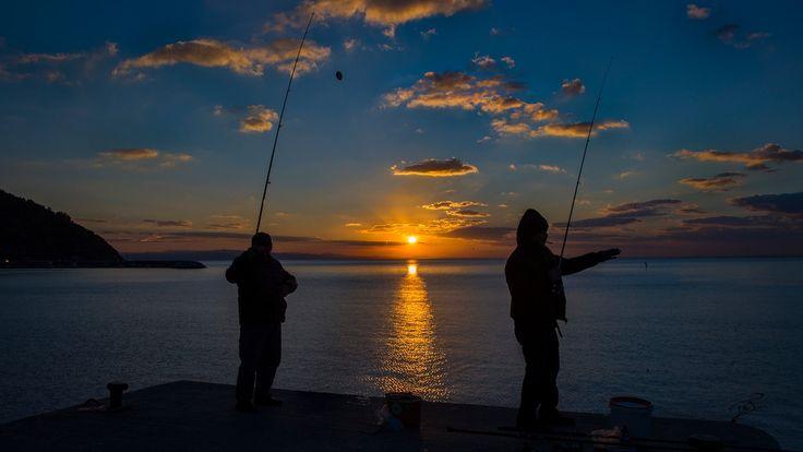 fishing guys -